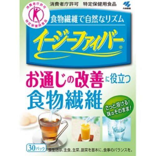 小林製薬 イージーファイバー 30包 【特定保健用食品】