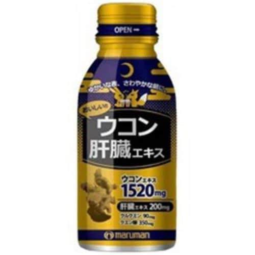 マルマン ウコン肝臓エキスドリンク(100ml)