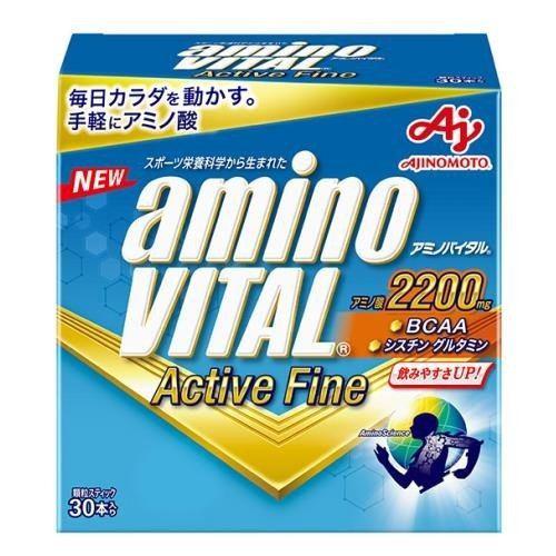 味の素  アミノバイタル アクティブファイン 30本