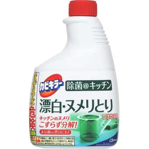 ジョンソン カビキラー 除菌@キッチン つけかえ用 400g 【日用消耗品】
