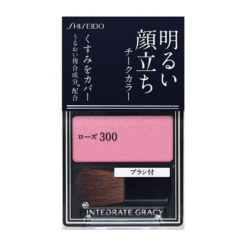 資生堂(SHISEIDO) インテグレート グレイシィ チークカラー ローズ300 (2g)