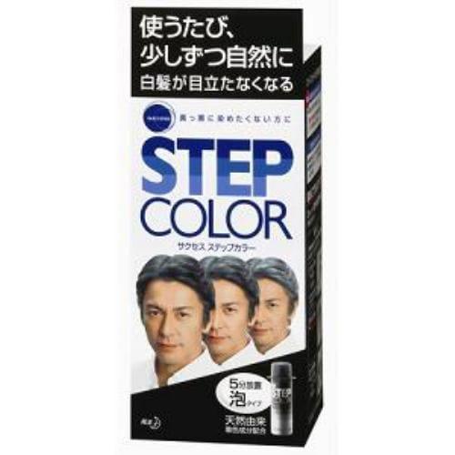花王 サクセス ステップカラー (110g)